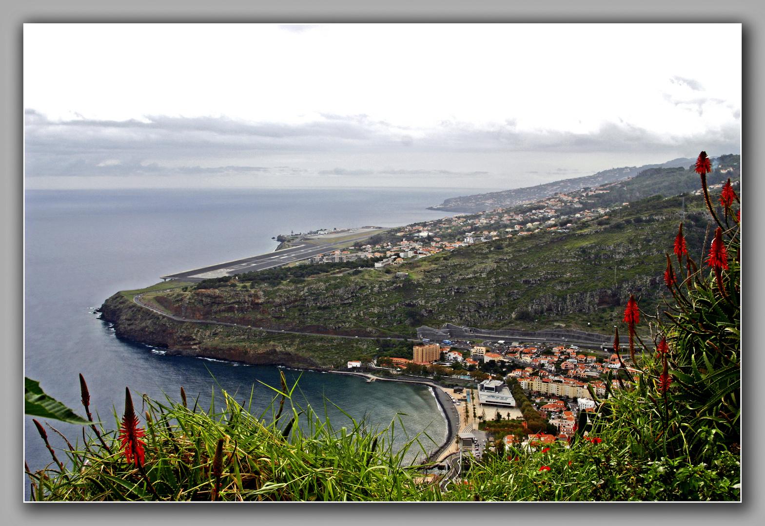 Madeira Flugplatz
