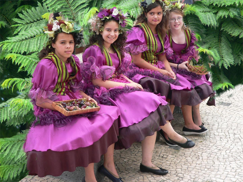 Madeira Ladys