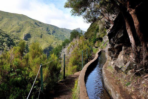 Madeira - Levada bei Rabacal