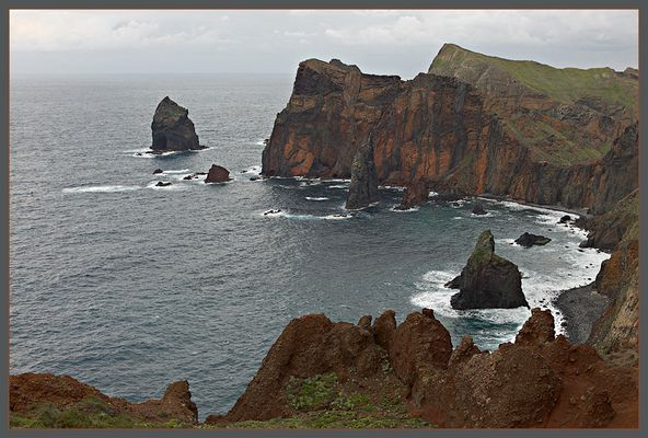 Madeira, Ostküste, 2007