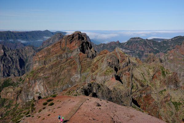 Madeira - Pico do Arieiro