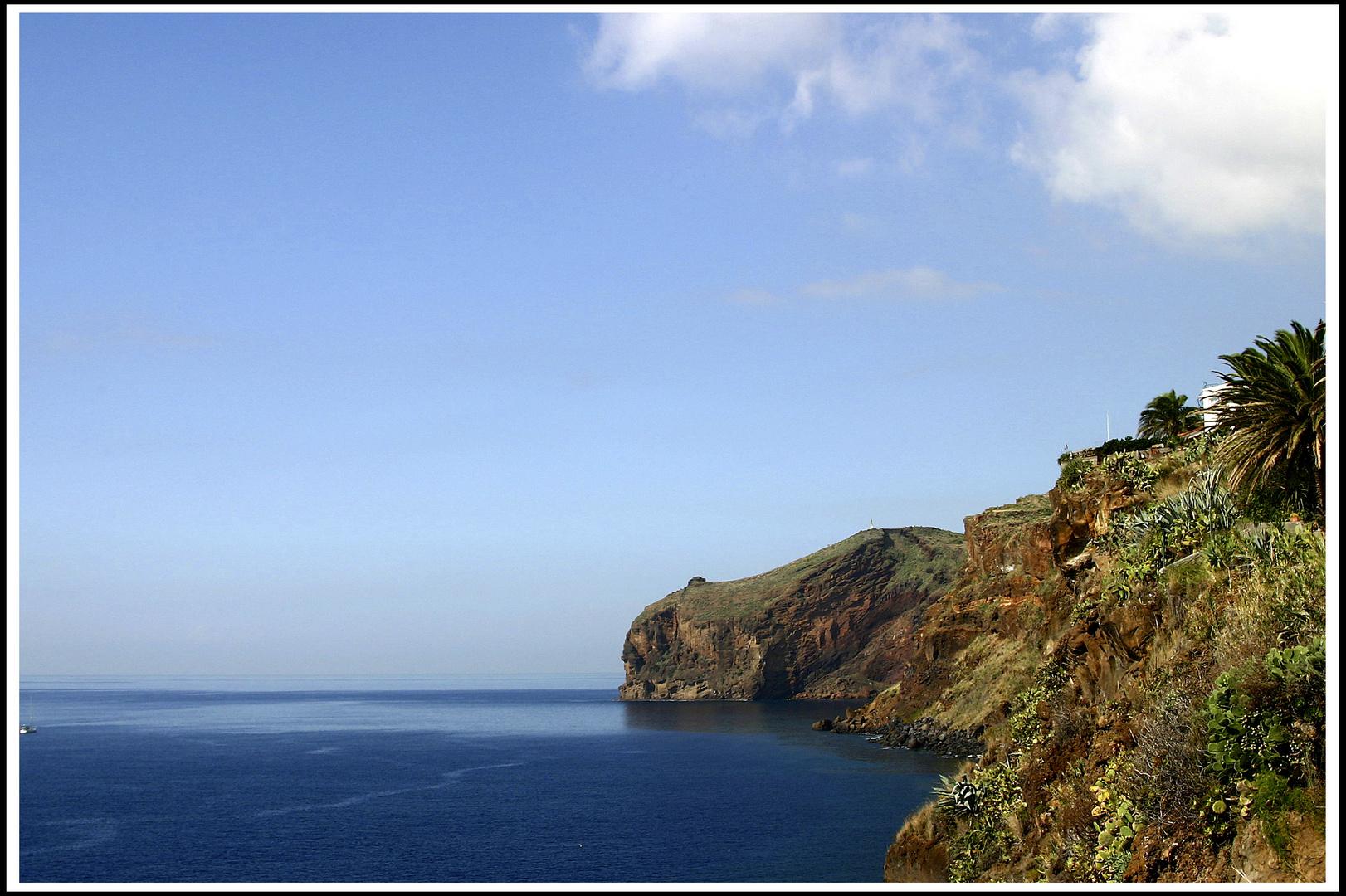 Madeira - Ponta do Garajau
