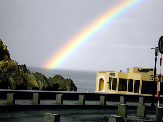 Madeira Regenbogen