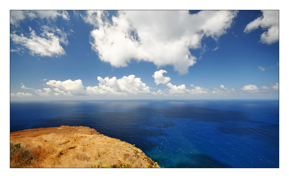 Madeira Wolkenmeer