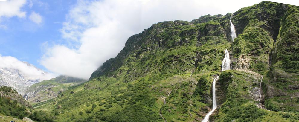 Maderanertal - das Wander- + Wasserfall-Eldorado