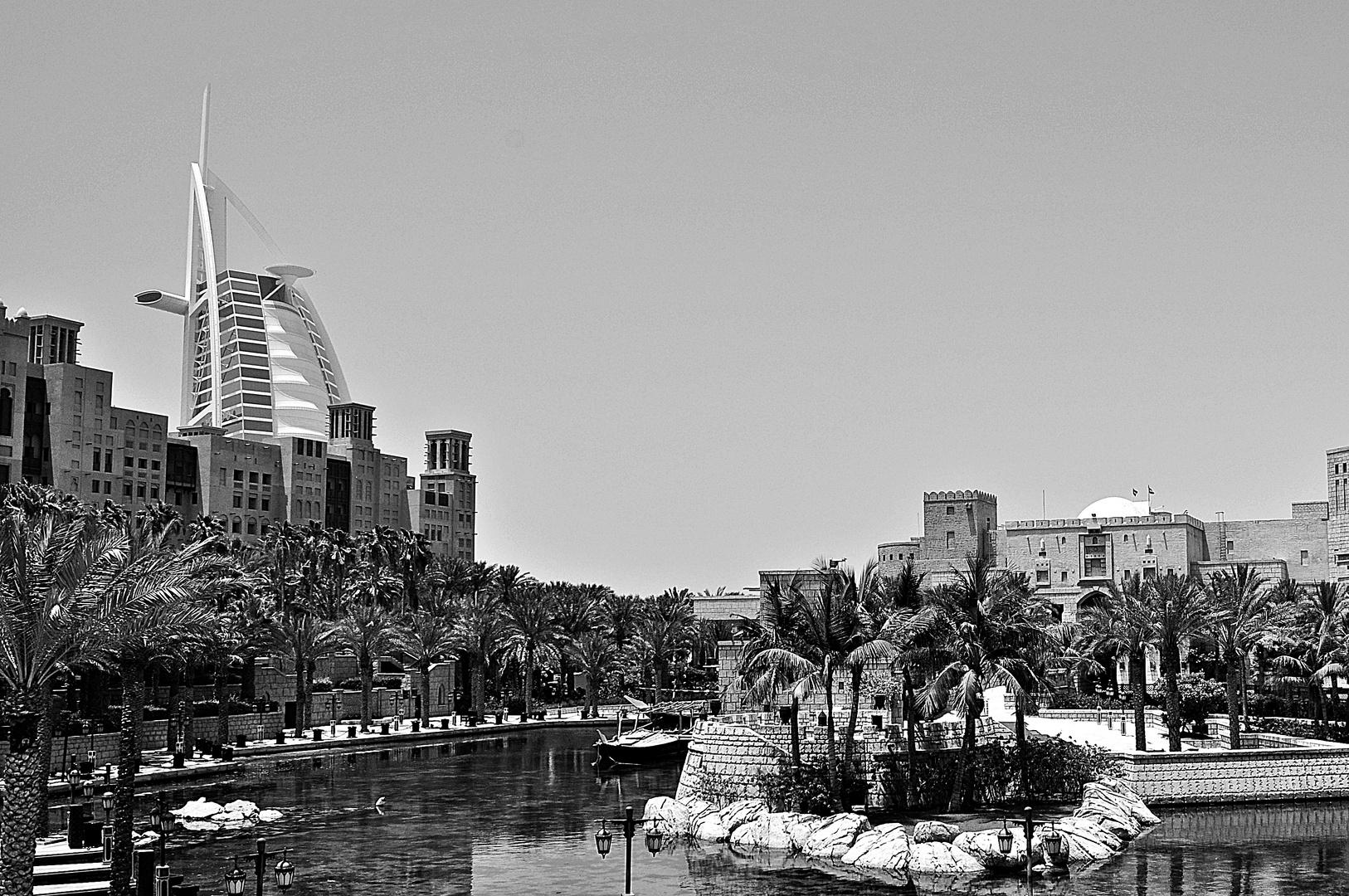 Madinat Jumeirah & Burj Al Arab
