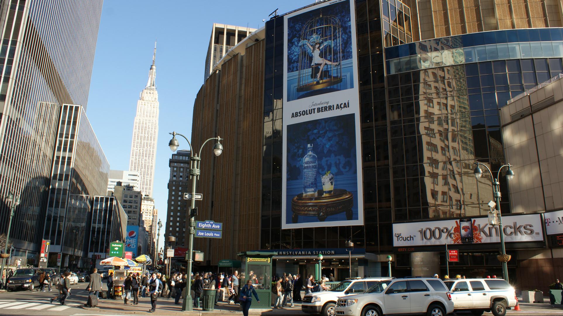 Madison Square Garden & Empire S.B.