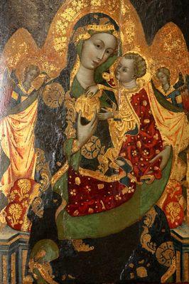 Madonna col bambino ...