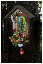 Madonna im Wald