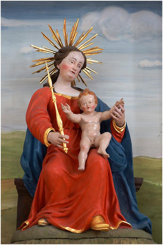 """""""Madonna in Schluchsee"""""""