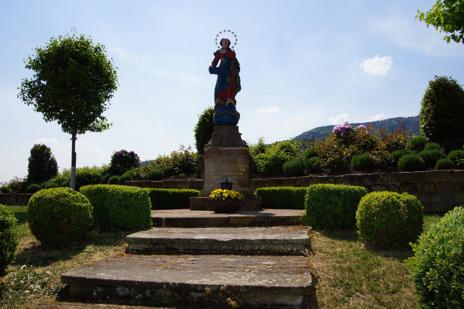 Madonna in St.Martin (Pfalz)