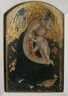 Madonna mit der Wachtel