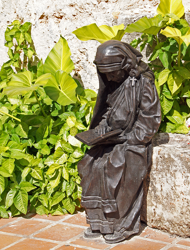 ..Madre Teresa de Calcuta..