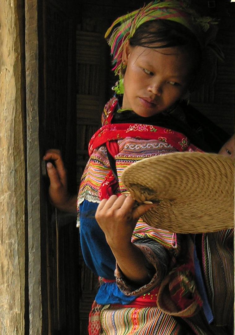Madre vietnamita