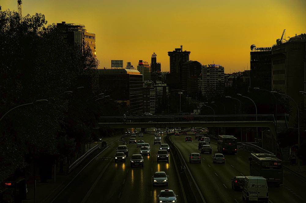 Madrid A2 entrada