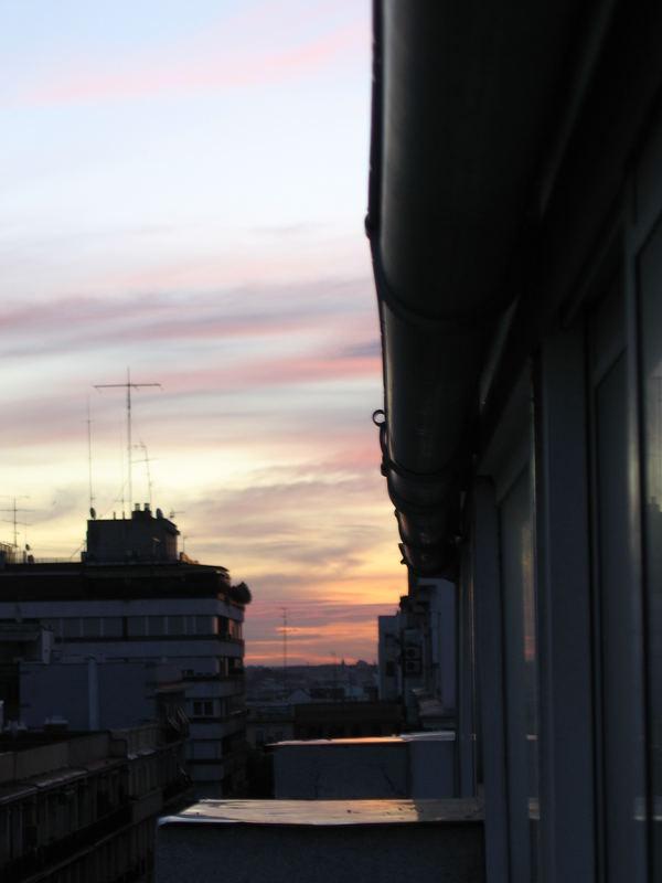 Madrid Amanece