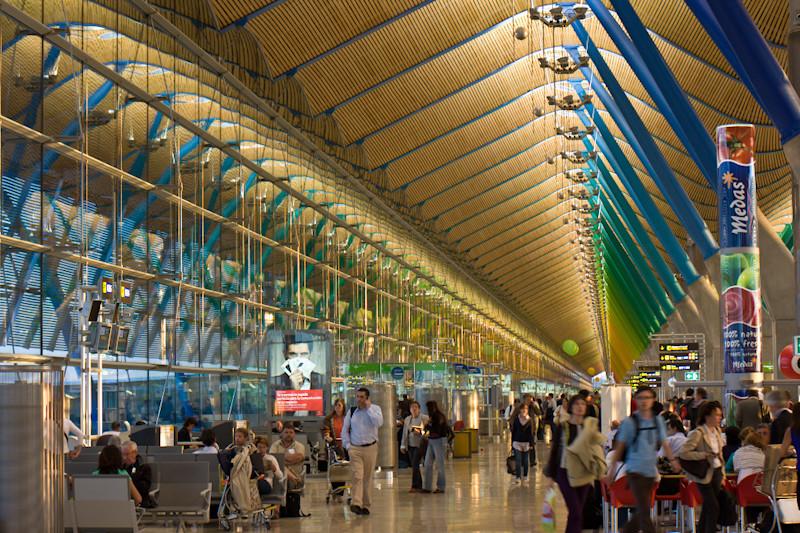 Madrid barajas airport terminal 4 foto bild - Terminal ejecutiva barajas ...