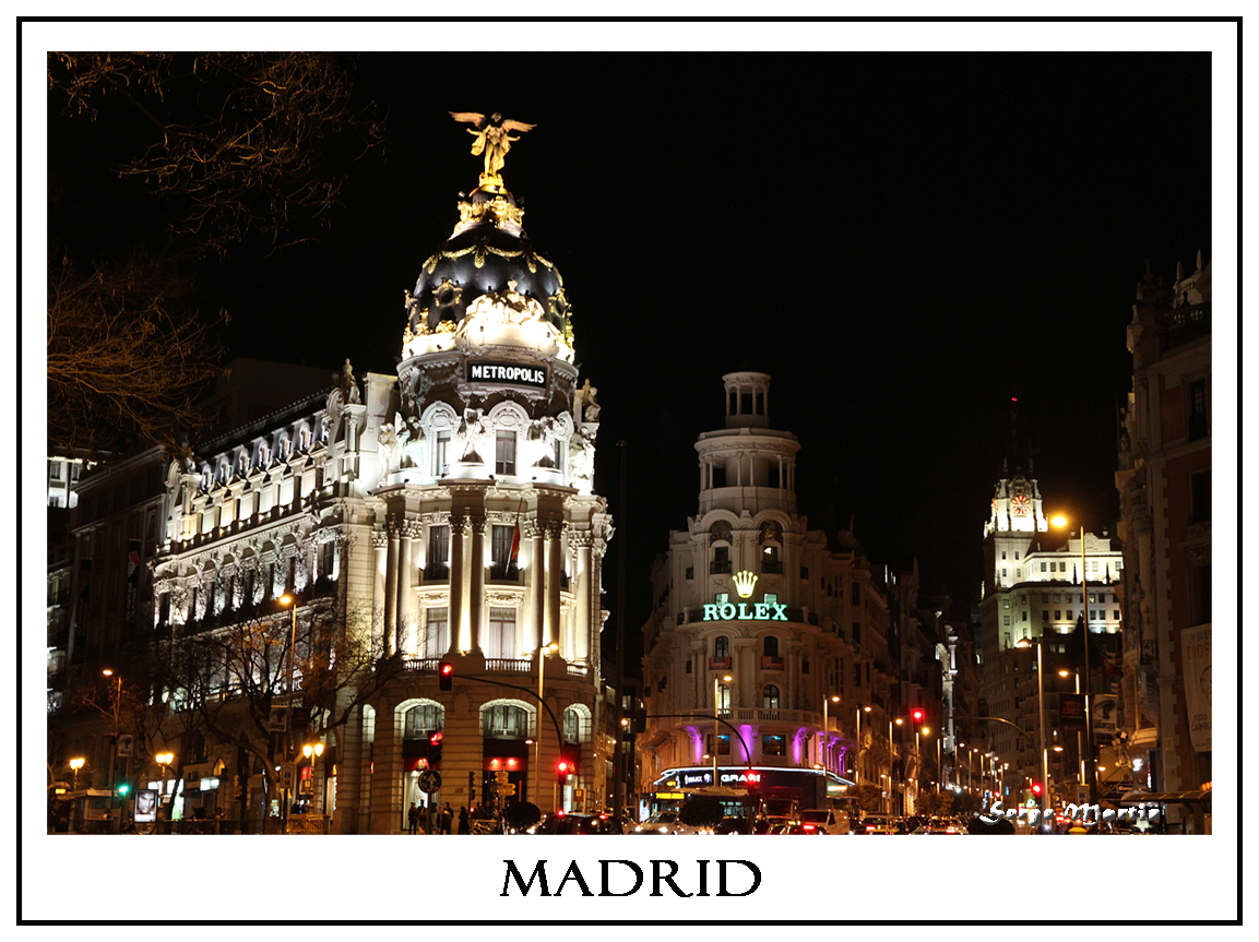 Madrid by Night 2011