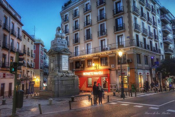 Madrid ...Calle de Arganzuela
