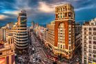 "Madrid ""Gran Vía"""