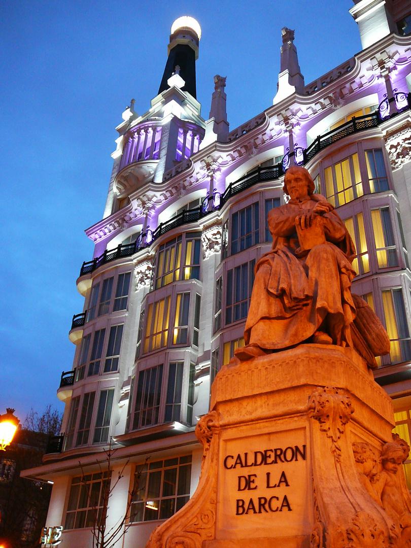 Madrid- La vida es sueño...