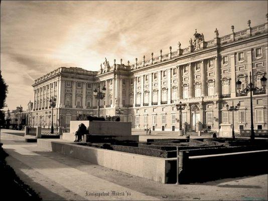 Madrid Palast