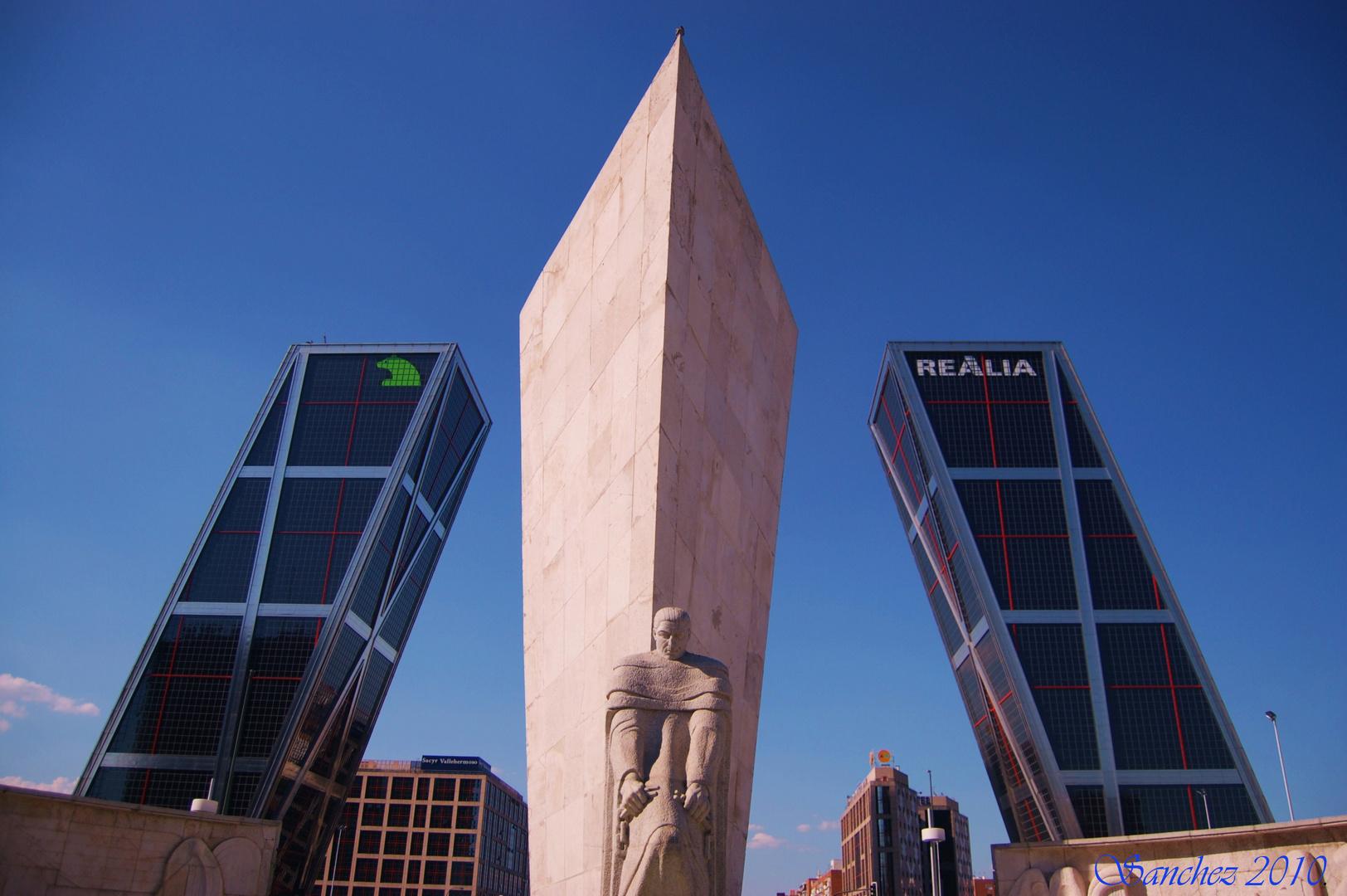 Madrid, Plz. Castilla.