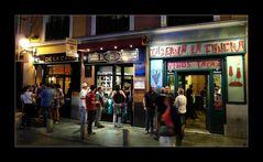 - Madrid por la noche I -