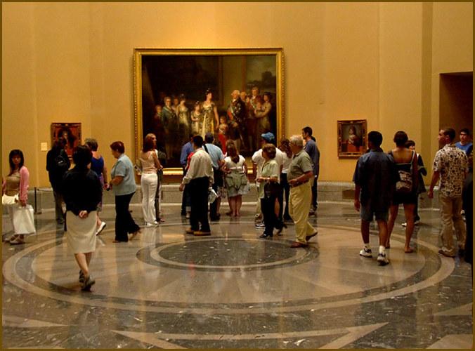 Madrid Prado Goya