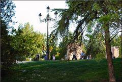 Madrid...Parque del Oeste.
