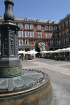 MADRID.Plaza Mayor