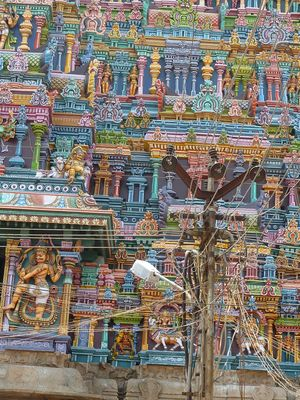 Madurai - Big Temple