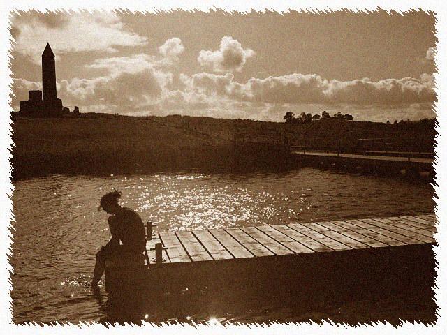 Mädchen am See Teil 2