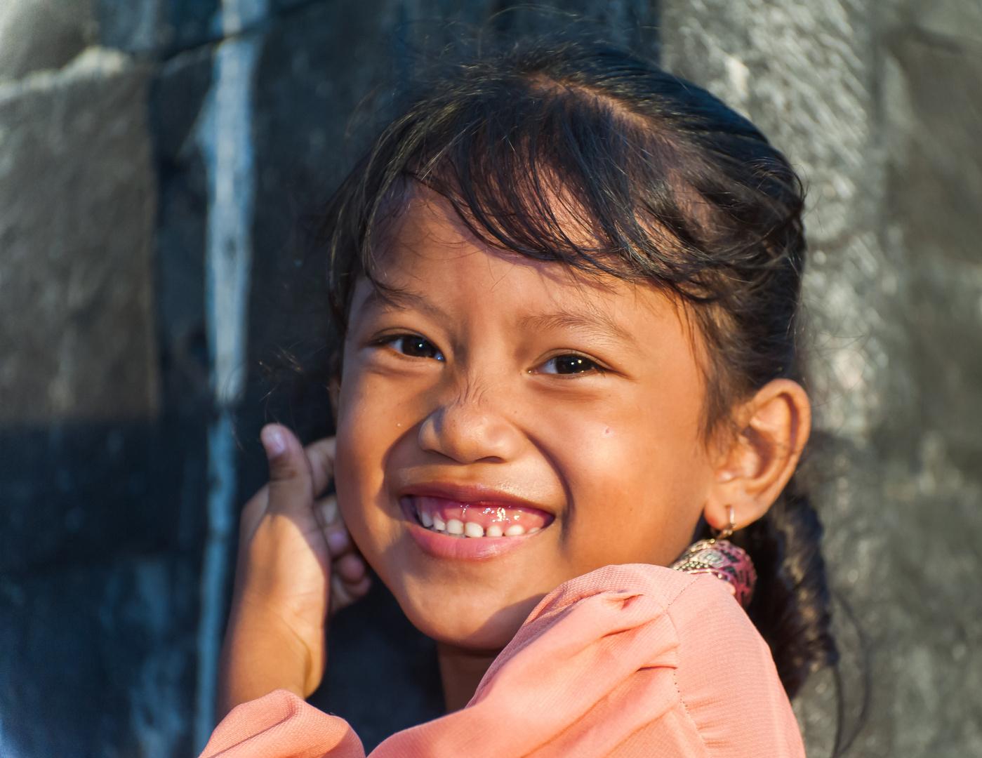 Mädchen auf Bali II