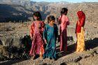 Mädchen auf Socotra