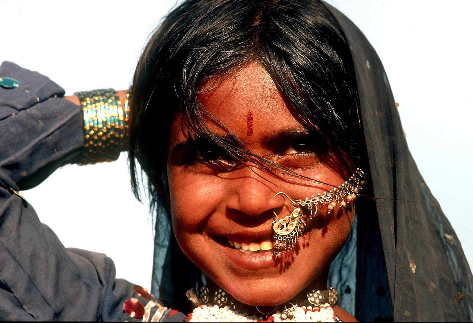 Mädchen aus der Wüste Thar