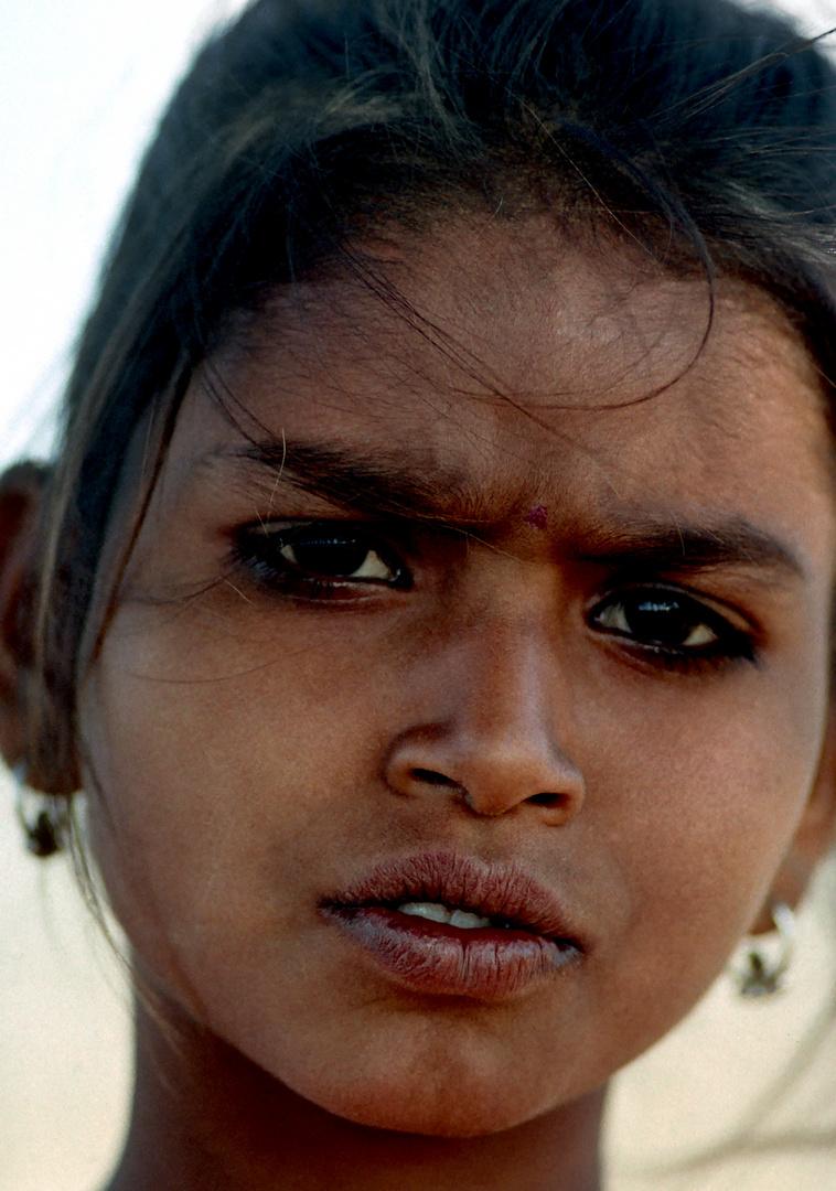 Mädchen aus Pushrar