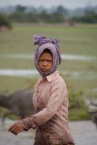 mädchen, cambodia 2010