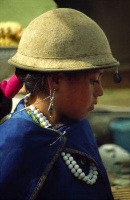 Mädchen / Ecuador