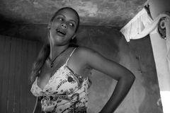 Mädchen in Bayamo