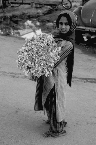 Maedchen in Islamabad / Pakistan