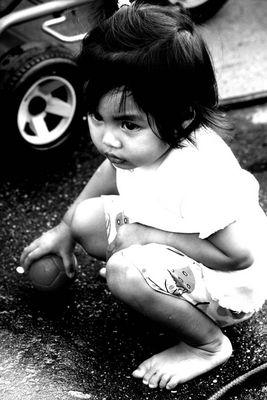 Mädchen, Kleines Mädchen