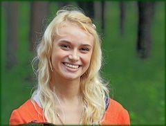 Mädchen von Tallin/ Estland