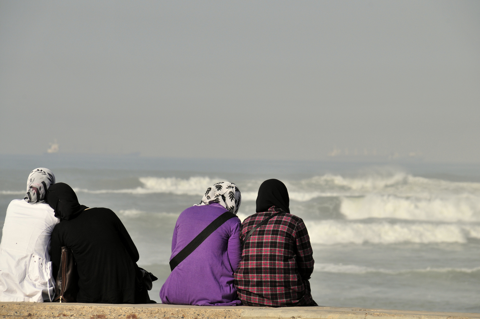 Mädchenfreundschaft in Casablanca