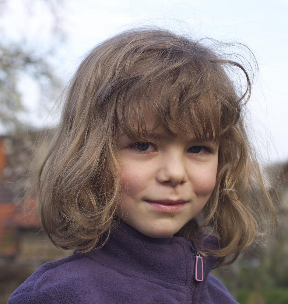 Mädchenportrait