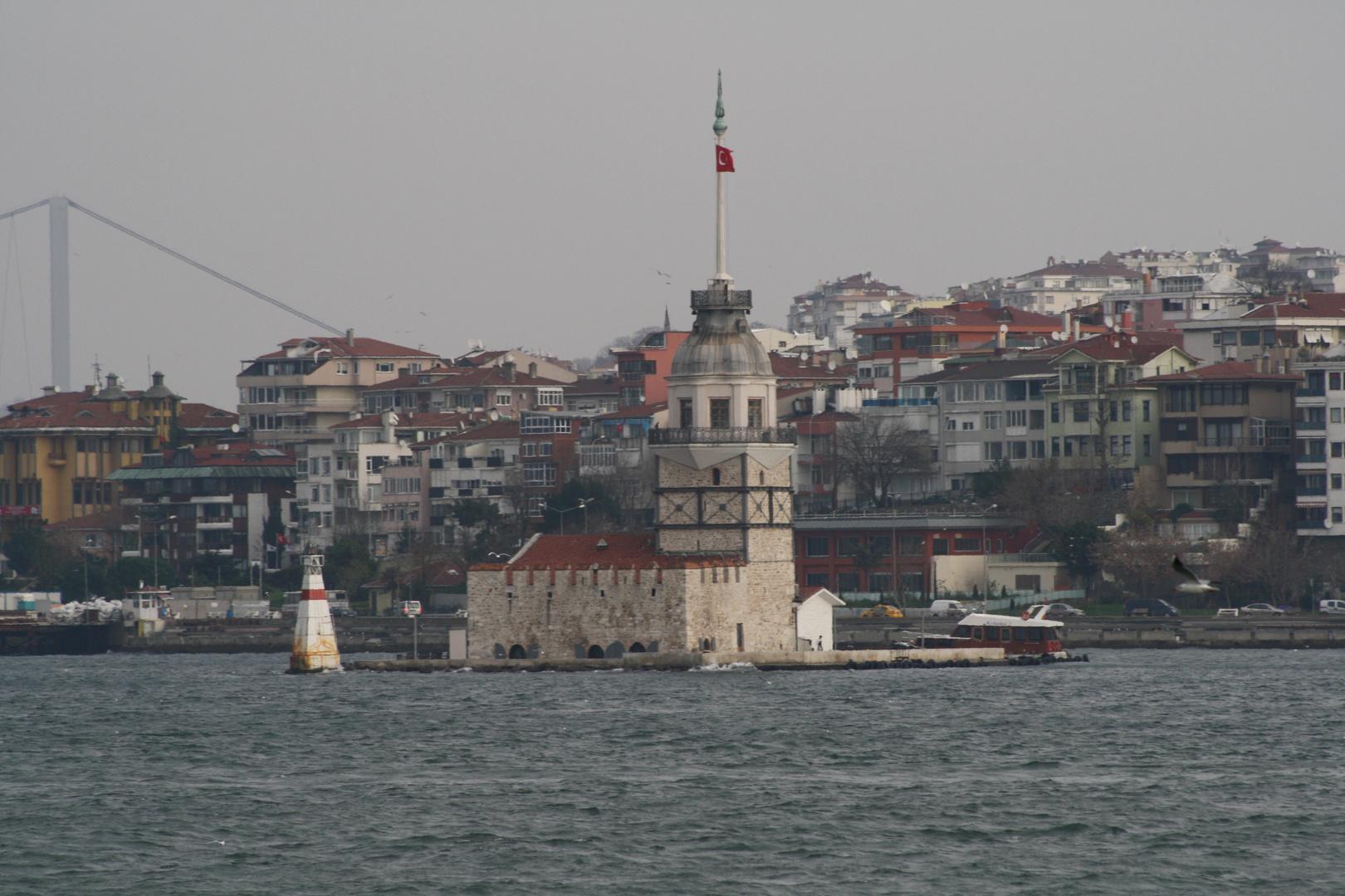 Mädchenturm Istanbul (Kizkulesi)