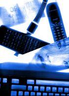 Männer-Stillleben 2001 in blau