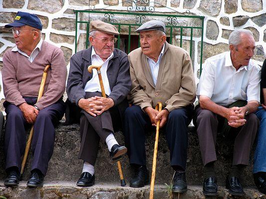Männer von Caín