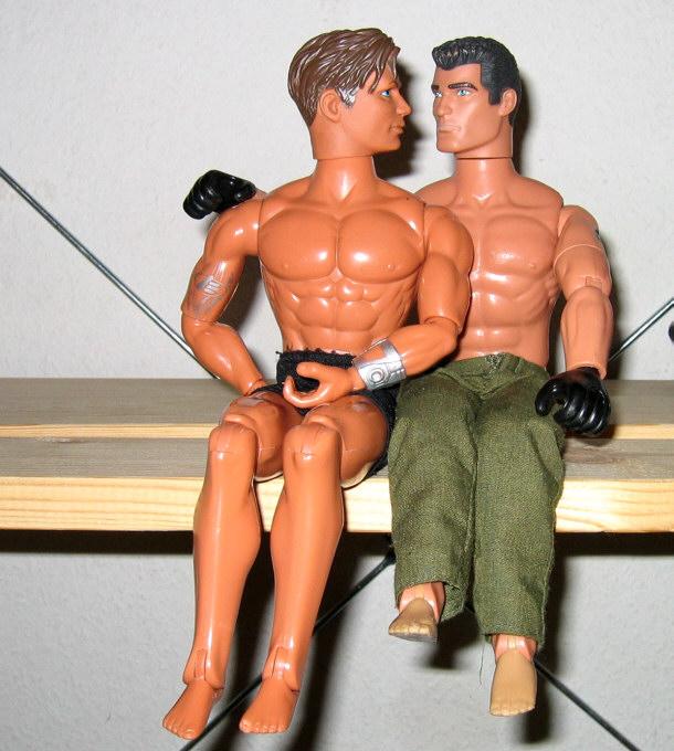 Männerfreundschaft