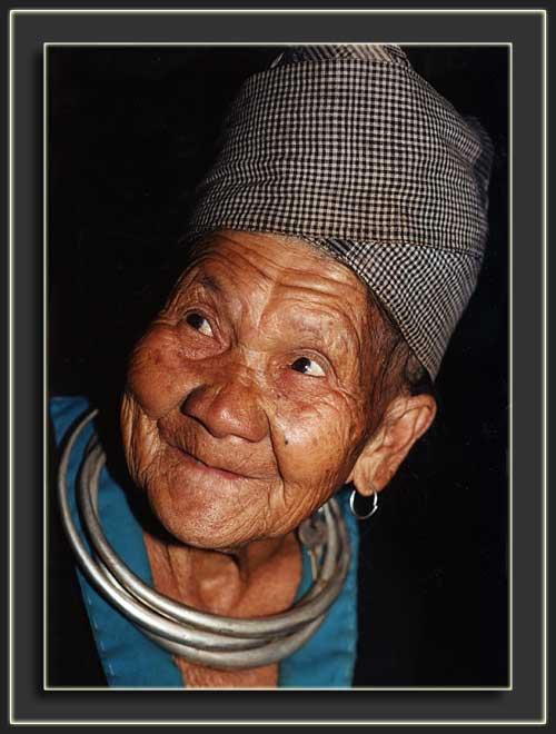 Maeo-hilltribe, 106-Jahre